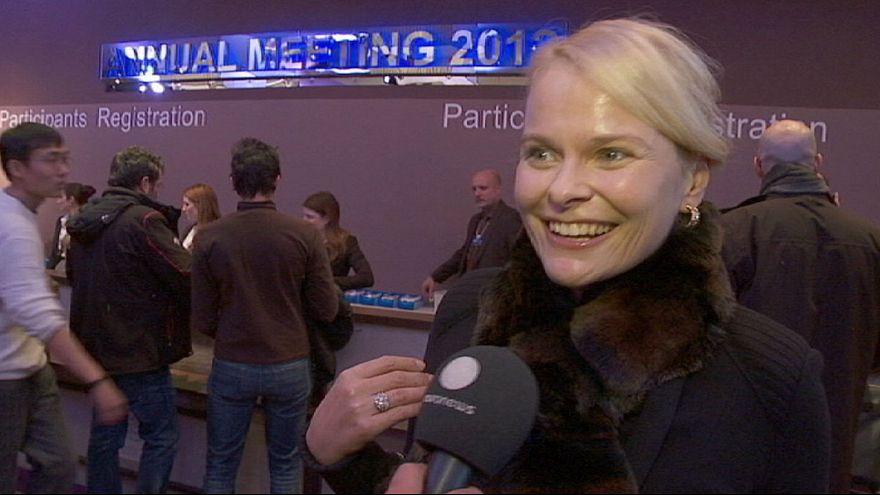 Davos'ta giriş ücretleri de zirvede