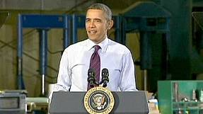 Obama takes message of tax reform to swing-states