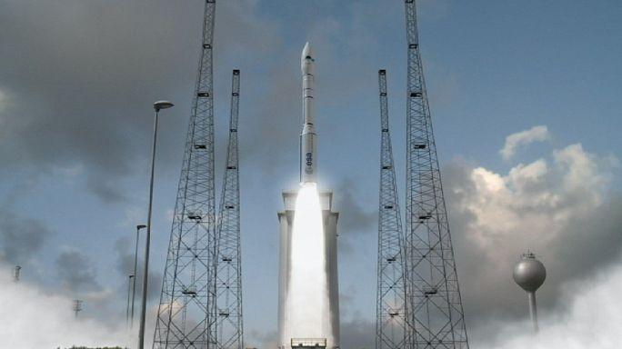 Vega roketinin uzay macerası başlıyor
