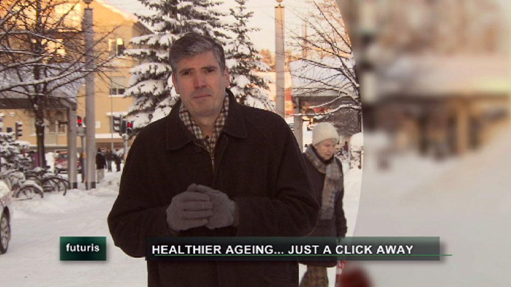 De nouvelles technologies pour améliorer la qualité de vie des personnes âgées malades