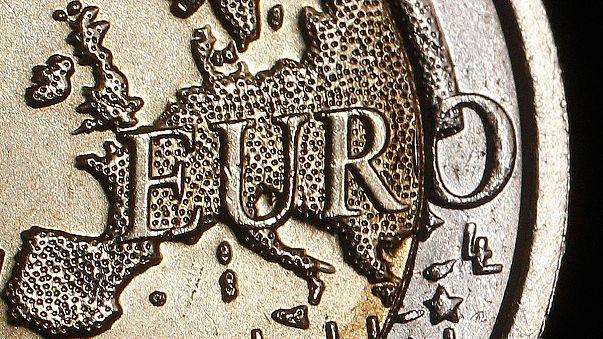 Davos: Wachstum und Solidarität zur Euro-Rettung