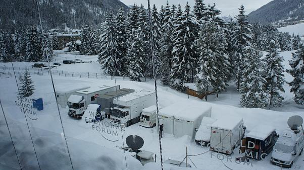 Davos blog: Let it snow!