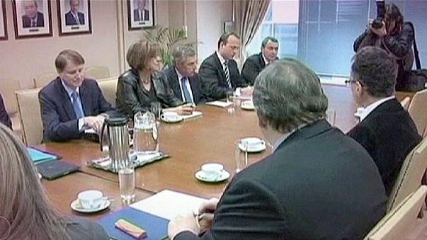 الازمة المالية الأوروبية ومدى خطورتها على اليونان