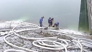 Dangerous chemical pollutes drinking water in China
