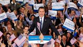Romney trounces Gingrich in Florida