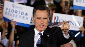 Romney gathers momentum in US Republican race