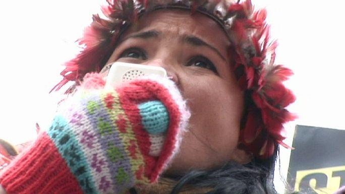 """Sheyla Yakarepi Juruna : """"Şirketler yerlilerin haklarını ihlal ediyor"""""""