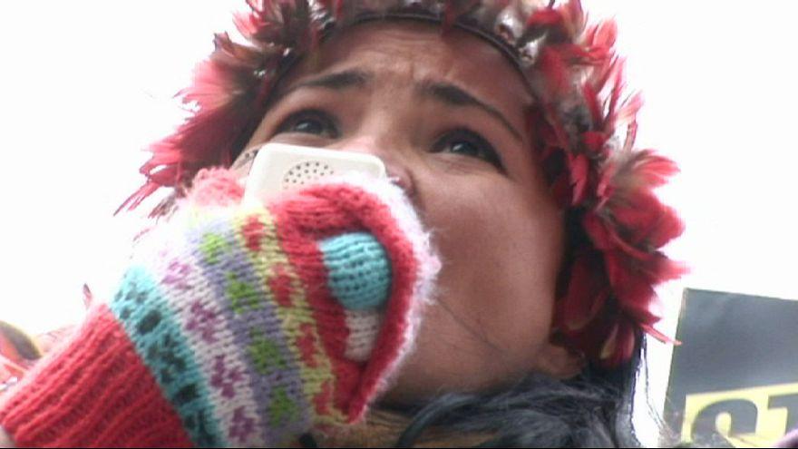 نساء في حرب : شايلا مناضلة توحد صفوف قبائل نهر شنجو