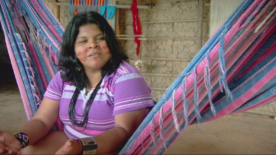 Lucha en el corazón del Amazonas
