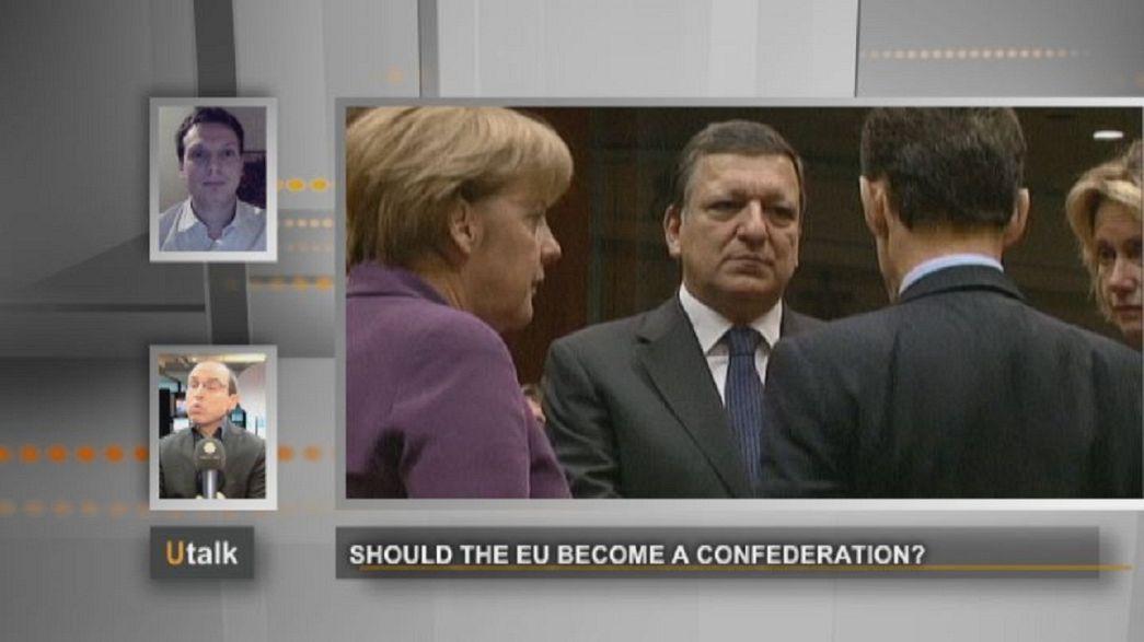 ¿Debería Europa convertirse en una confederación?