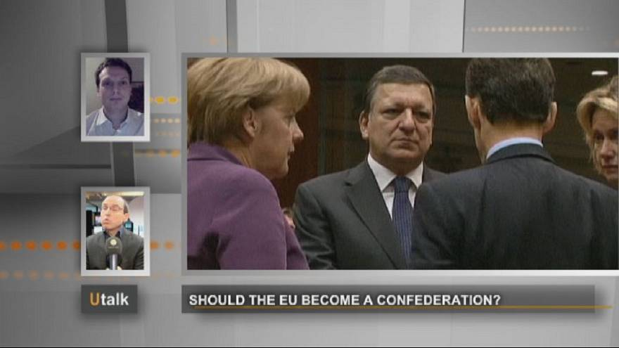 Should the EU become a confederation?