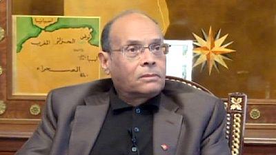 """Präsident Marzouki: """"Die tunesische Revolution dient als Vorbild"""""""