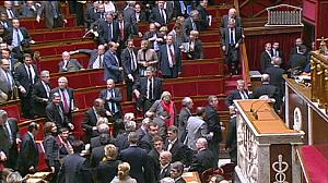 Racism row rocks parliament in France