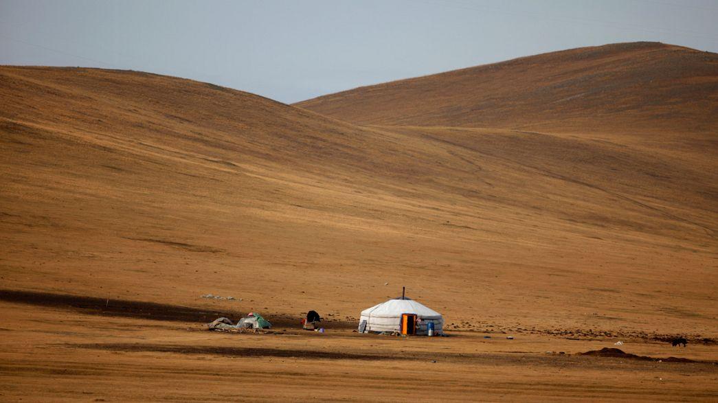 Mongolia: Another world far, far away