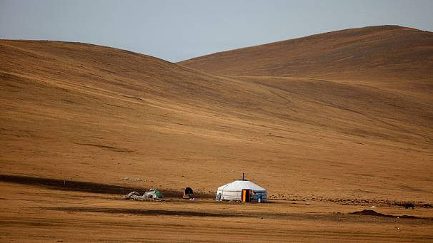 Mongolia: Another world far, far away