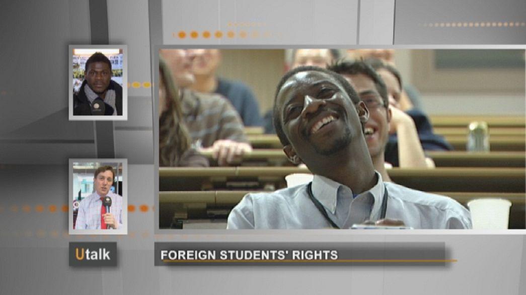 Los derechos de los estudiantes extranjeros en la UE