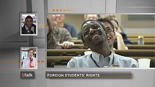 Rechte ausländischer Studenten in der EU