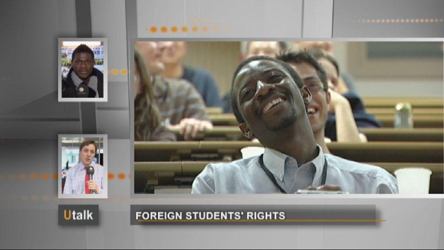 Nessun sostegno per gli studenti africani in Europa?