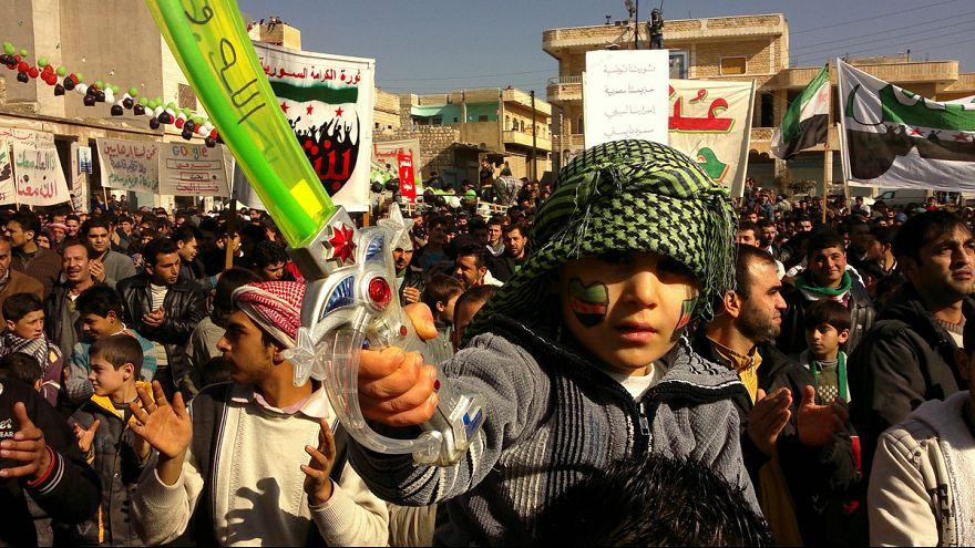 Siria: ¿Cómo detener el baño de sangre?