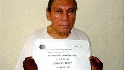 Noriega regresa a la cárcel tras cinco días hospitalizado