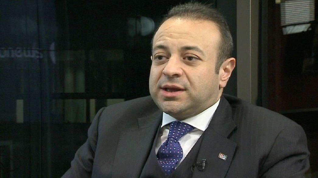 """Эгемен Багыш: """"Евросоюз станет сильнее после кризиса"""""""