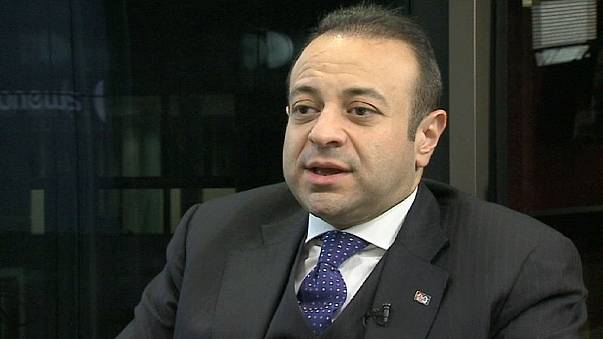 """إيجمان باغيس، وزير الدولة التركي المكلف بالشؤون الأوروبية: """" إتهام تركيا بالإبادة الجماعية في حق الأرمن أمر غير منطقي"""""""