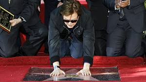McCartney finally gets his Hollywood star