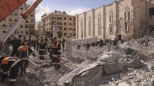 Questions multiply after Aleppo bombings