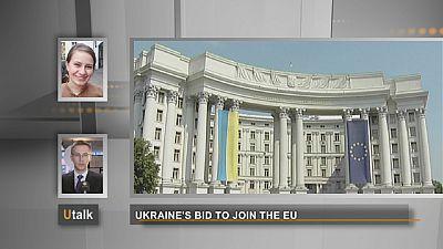 Wann kommt die Ukraine in die EU?