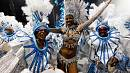 Carnival in Sao Paulo