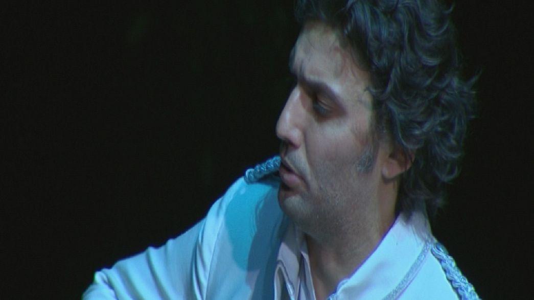 """Fausto na voz do """"maior tenor deste século"""""""