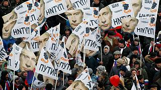 Putin - Al Capone or a strong leader?