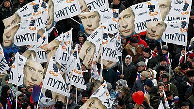 Russlands Wahl: Schwindel oder Chance?