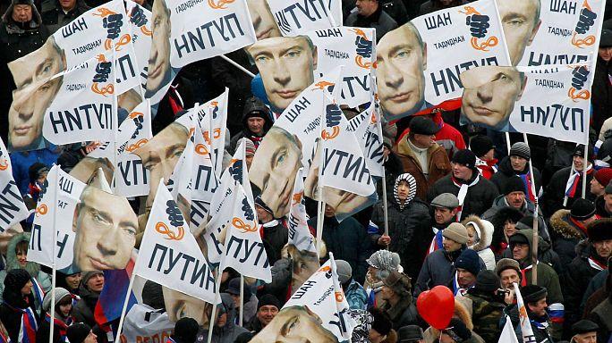 روسيا و تحديات الإنتخابات الرئاسية القادمة
