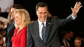 Romney holt Michigan und Arizona