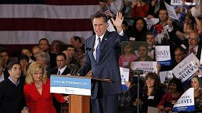 Romney wins primaries as the battle heats up for Super Tuesday