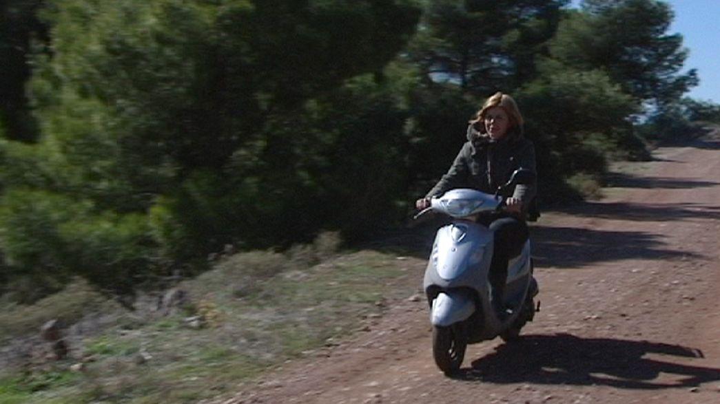 İşsiz Yunanlılar köylerine dönüyor