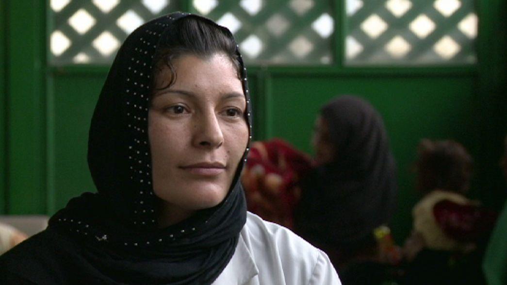 Mujeres con historia en Afganistán