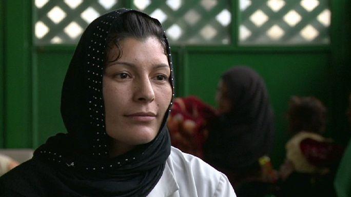 Women and War - Farzana and Nafiza's tale