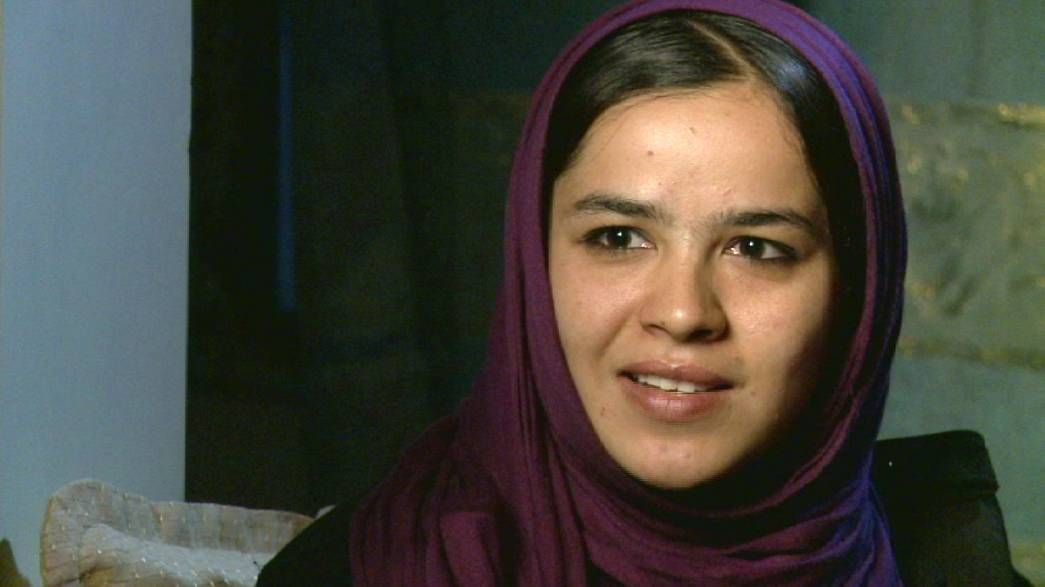 Afghanistan's Women and War - Frozan's tale