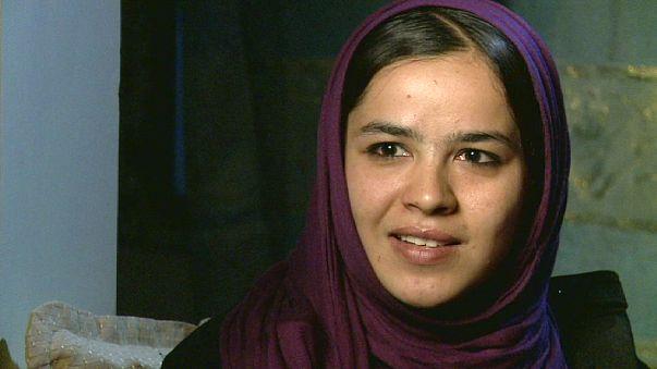 Frozan, una periodista afgana producto de la guerra