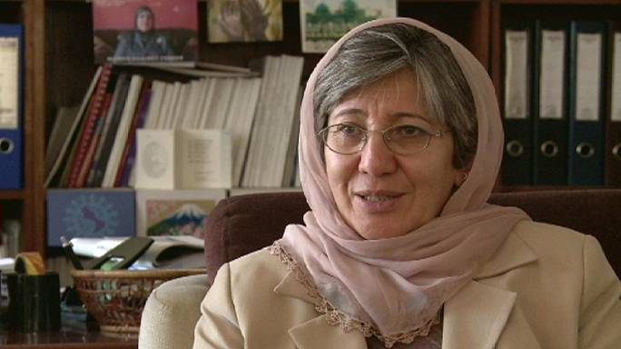 """Сима Самар: """"Мой главный стимул - простые афганские женщины"""""""