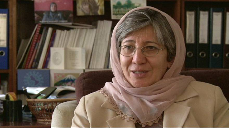 Sima Samar, a voz das mulheres afegãs