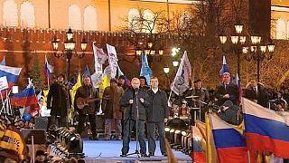 روسيا و رئيسها القديم الجديد