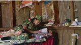 Nepal'de savaşın bedelini ödeyen kadınların hikayesi