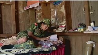 Women and War in Nepal: Mina's story