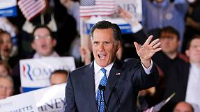 Super Tuesday: Santorum bleibt Romneys Plagegeist