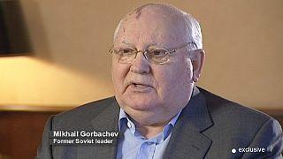 """Gorbaçov: """"Rusya'da erken genel seçime gidilmeli"""""""
