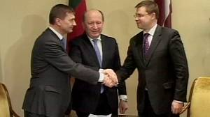 Baltic PMs advance nuclear project