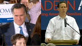 US Republican race: Santorum wins Kansas caucuses